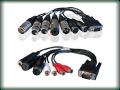 Cables multiconector