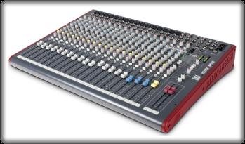 Mesa de mezclas Allen&Heat ZED-22FX