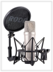 RODE – NT1-A COMPLETE VOCAL RECORDING SOLUTION