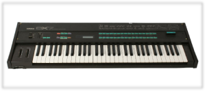 El legendario Yamaha DX7