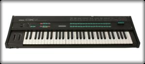 El legendario Yamaha DX7