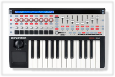 Novation Remote 25SL MKII - Teclado controlador